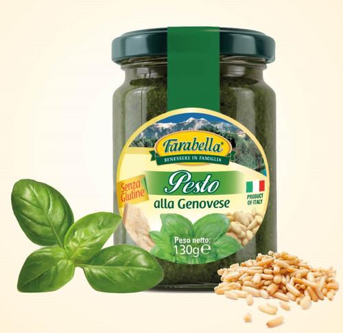 Gluten Free Basil Pesto