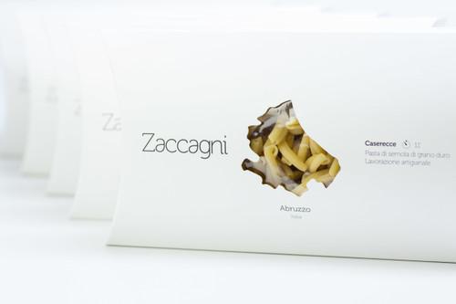 Organic Caserecce 500g (17.6oz)