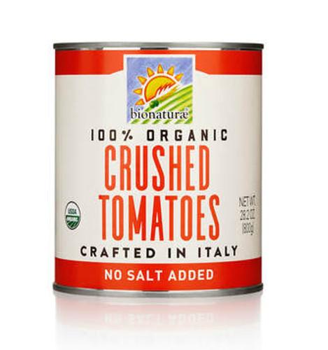 Bionaturae Organic Crushed Tomatoes 28.2 oz