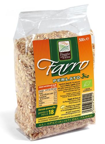 Poggio del Farro Pearled Farro 1 lb