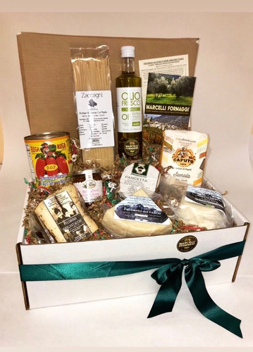 The '@drinkeatlove' Jeff Porter/ Marcelli Formaggi Recipe Box