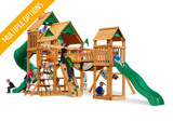 Studio front view of Treasure Trove II Play Set from Playnation