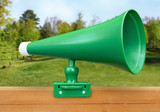 Lifestyle shot of Megaphone from PlayNation Play systems.