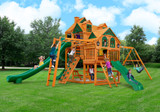 Lifestyle front view of Empire Play Set from Playnation