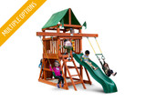 Studio view of Five Star Space Saver Play Set from PlayNation
