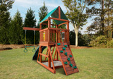 Alternate angle of Five Star Space Saver Play Set from PlayNation