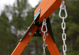 Outdoor view of Swing Bracket from PlayNation Play Systems.