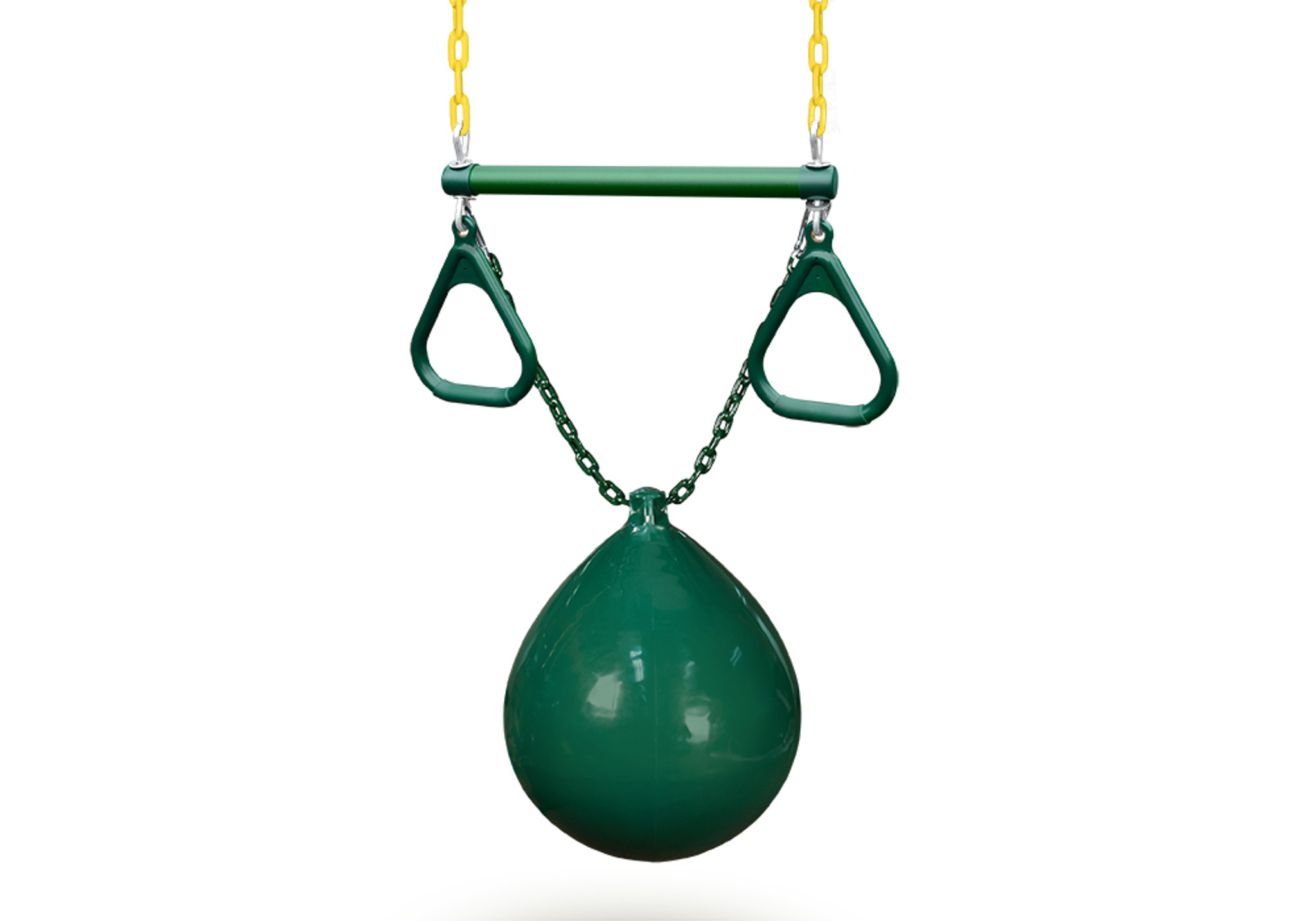 Buoy Ball w/ Trapeze Bar