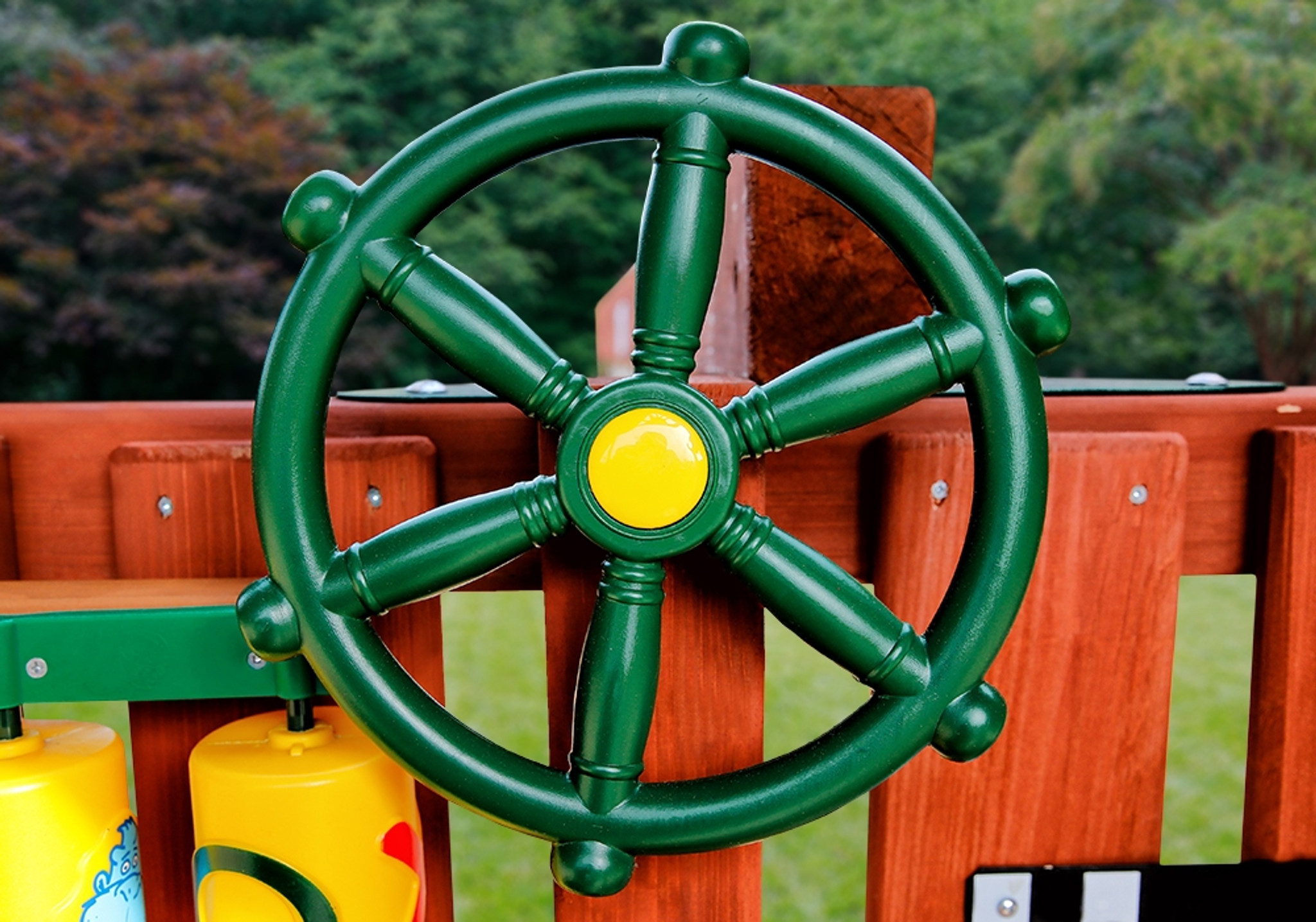 Toy Ship's Wheel