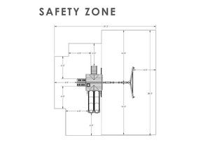 Safety Zone view of Double Down II Play Set from Playnation