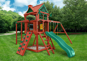 Alternate view of Five Star Play Set from Playnation