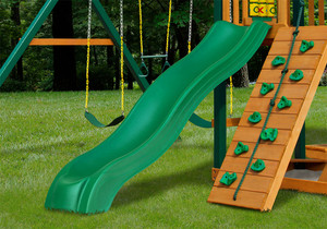 Alpine Wave Slide (4' Deck Height)