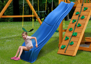 Lifestyle view of Olympus Slide from PlayNation Play Systems.