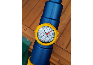 Alt view of Telescope with Compass from PlayNation Play Systems.