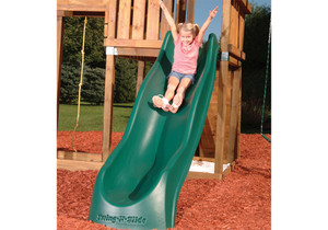 Lifestyle view of Speedwave Slide from PlayNation Play Systems.