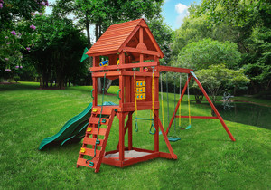 Alternative shot of Adventure Wave Play Set from Playnation play systems.
