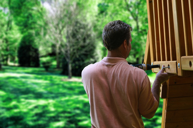 Swing Set Maintenance Tips