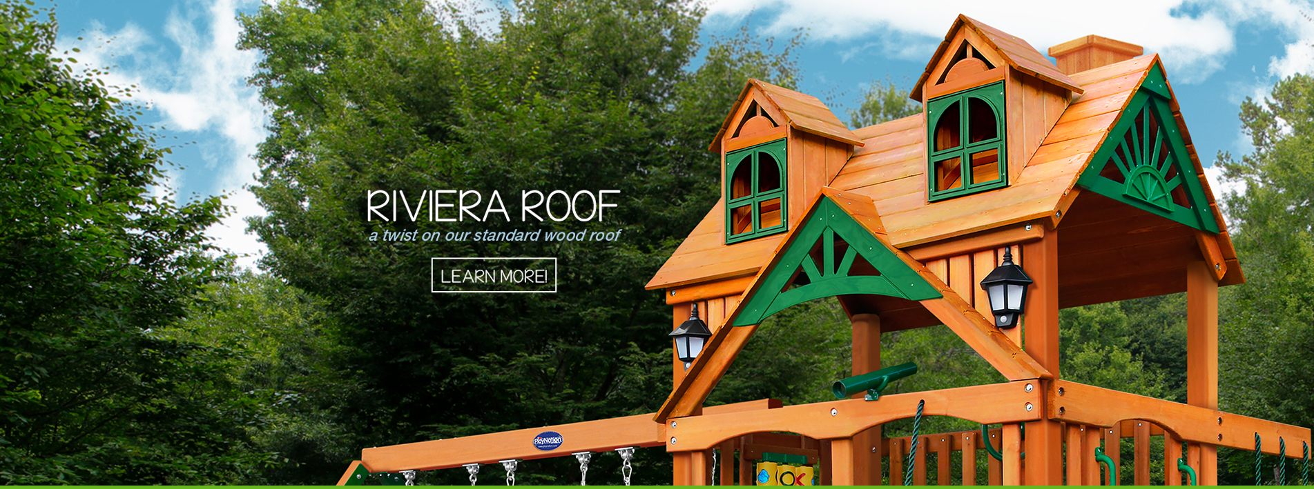 Learn more about our Riviera roof here!