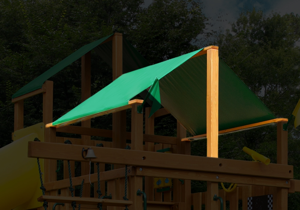 Replacement Canopy for Royal Palace, Royal Palace Space Saver & Royal Crusoe's Treehouse (Lower Level)