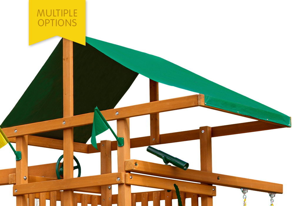 Replacement Canopies For Passage Overture Swing Set Add Ons And