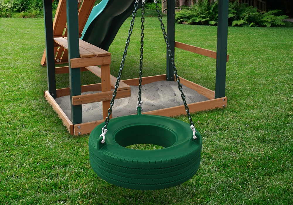 360° Turbo Tire Swing