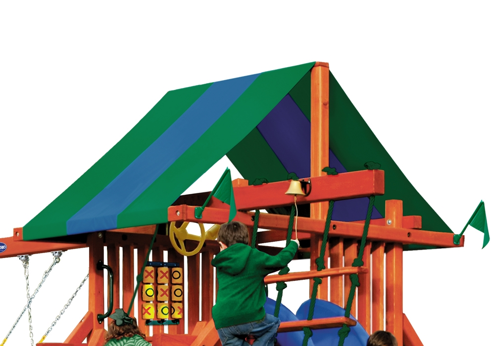 Replacement Canopy For Kingdom Swing Set Accessories