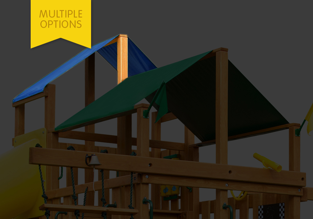 Replacement Canopy for Royal Crusoe's Treehouse (Upper Level)