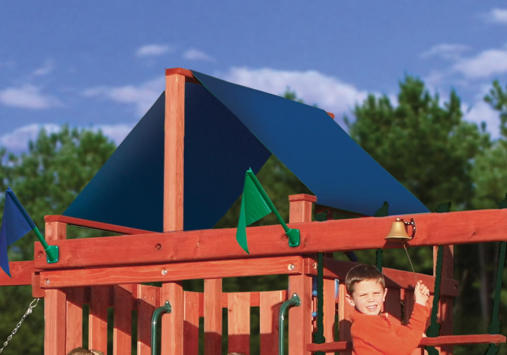 Replacement Canopy for Palace & Crusoe's Treehouse (Lower Level)