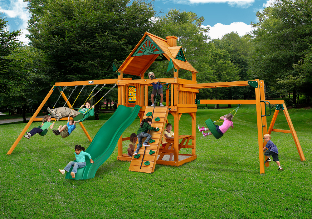 Homestead Play Set from Playnation
