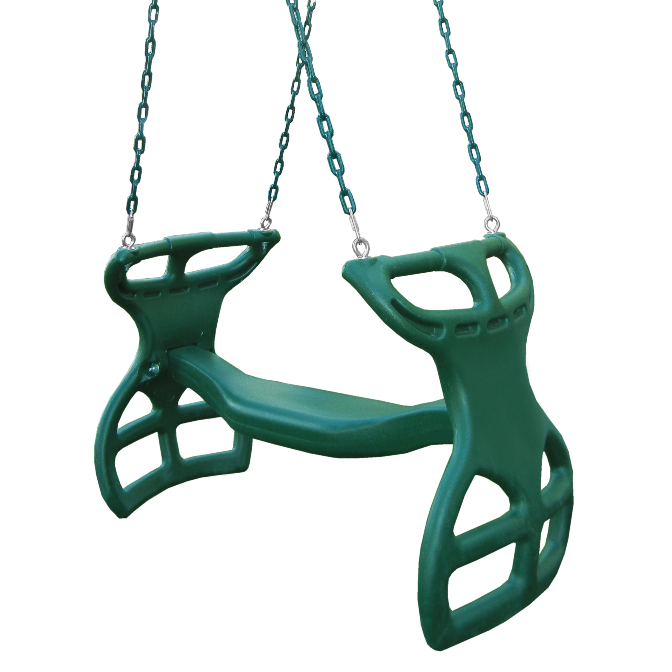 Alternate shot of Double Glider Swing from PlayNation.