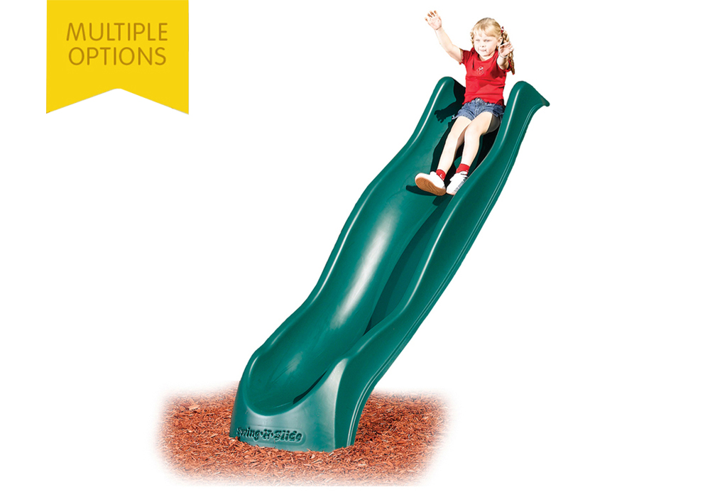 Studio view of Speedwave Slide from PlayNation Play Systems.