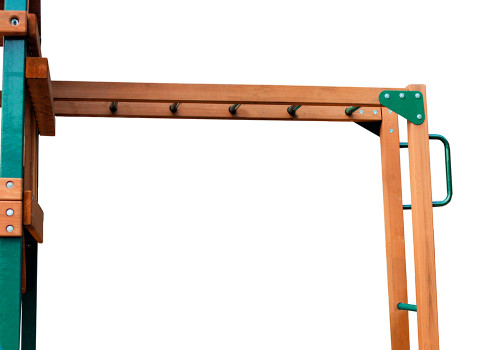 Monkey Bars Swing Set Add Ons And Accessories