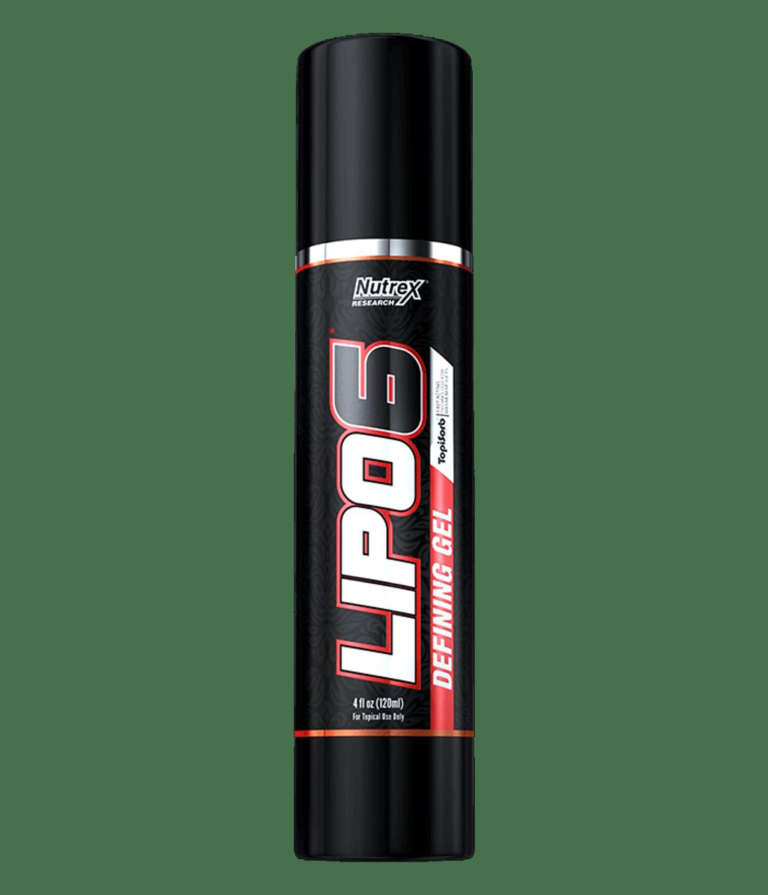 Nutrex Lipo 6 Gel
