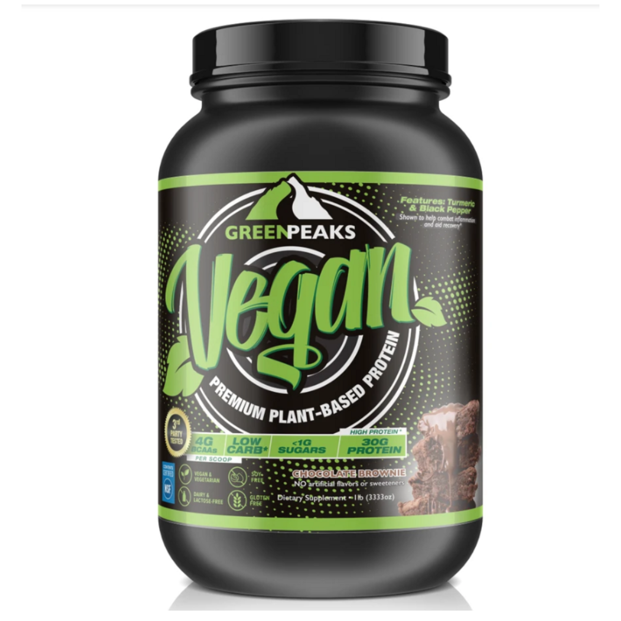 Green Peaks Plant-Based Protein