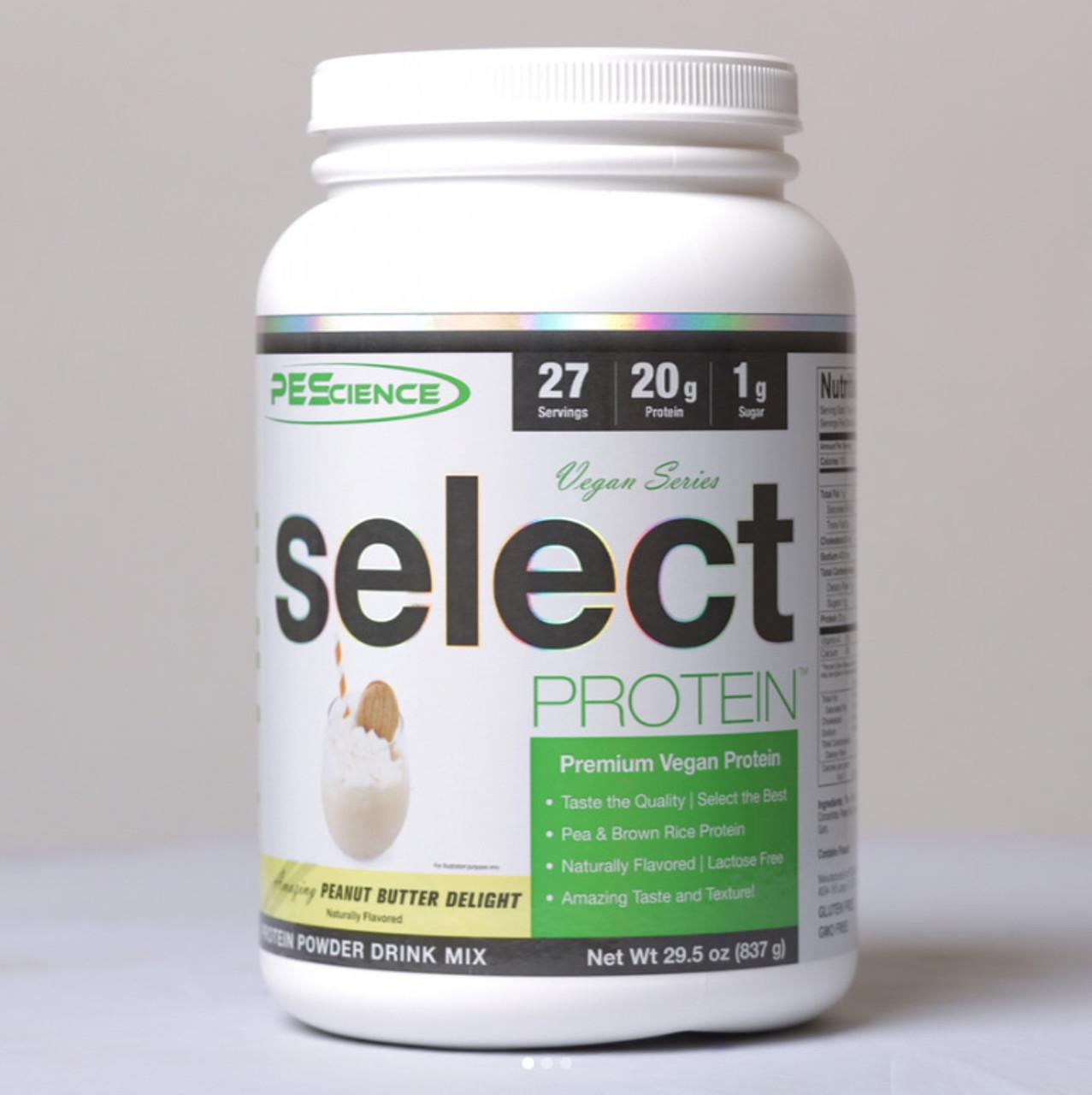 PE Select Vegan Protein