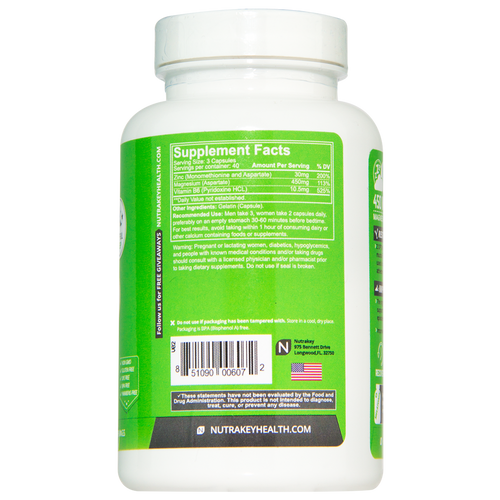 Nutrakey Z Optima Recovery Aid 40 servings