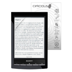Sony Reader PRS-T1 Screen Protector