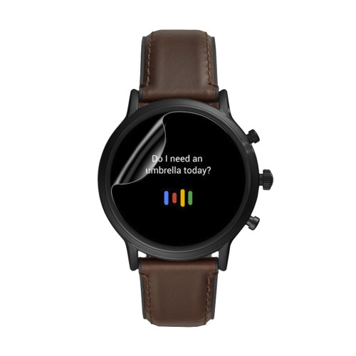 Fossil Gen 5 Smartwatch The Carlyle HR Screen Protector
