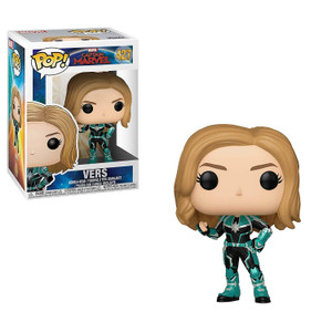 Funko Pop Captain Marvel Vers 427
