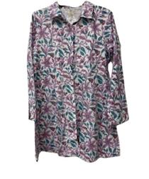 Mini Shirtdress, Holiday Garland