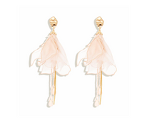 Farah Petal Drop Earring