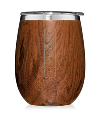 Wine Tumbler, Walnut