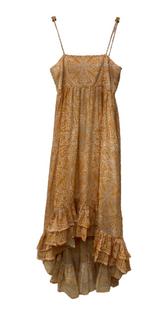 Sophie Dress, Mosaic Orange