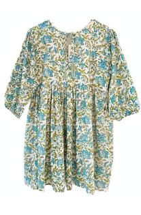 Sully Dress, Turks Garden