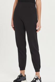 Classic Sweatpants w Cuff, Black