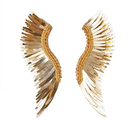 Madeline Earring, Gold