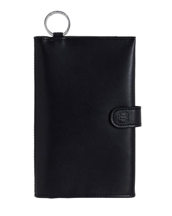 Organizer Wallet, Black