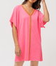 Mini Abaya, Hot Pink