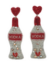 Heart + Vodka Earrings