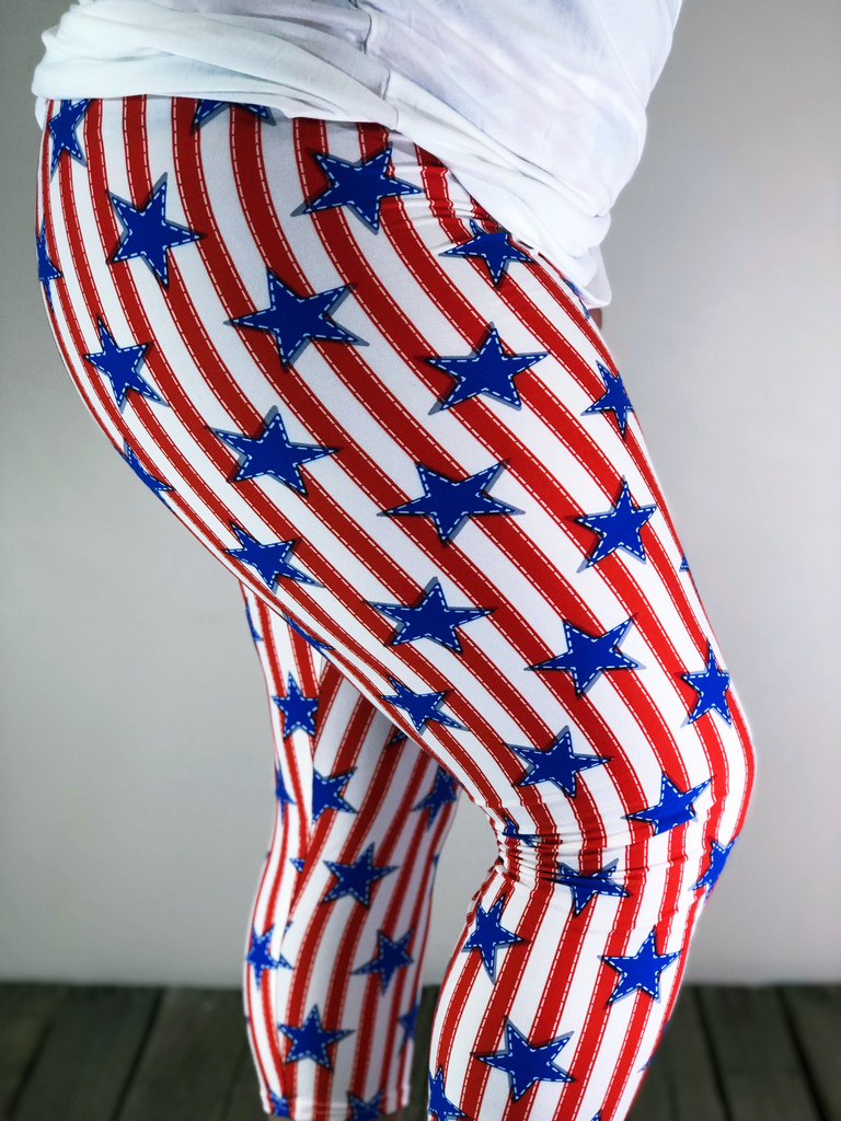 Plus Size- Betsy Ross